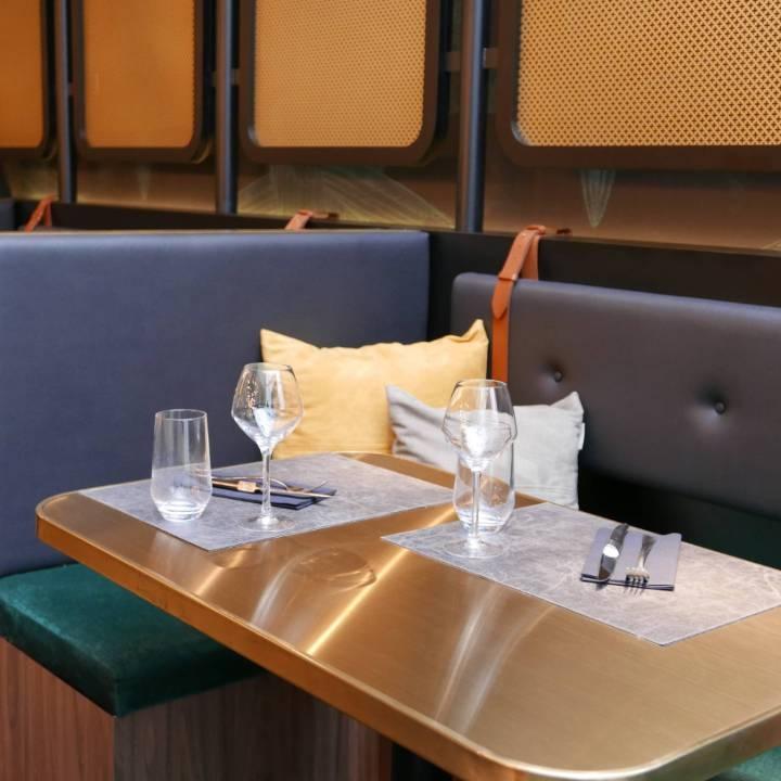Adresse - Horaires - Téléphone - Le congrès - Restaurant Rennes