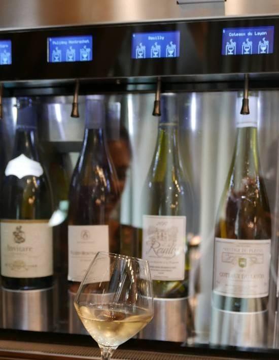 Carte des vins - Le congrès - Restaurant Rennes
