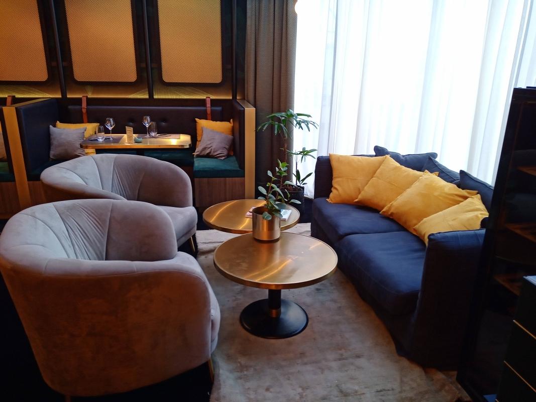 Le restaurant - Le congrès - Rennes